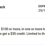 AmEx Statement Credits: Lumo Energy (Spend $100, Get $30 Back) | WineDirect (Spend $100 Online, Get $30 Credit)