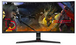 "LG 34UC89G-B 34"" UltraWide Full HD (2560 x 1080) 144hz G-Sync IPS Curved LED Monitor $799.20 Delivered @ Futu Online eBay"