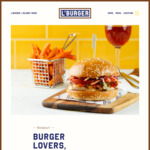 [VIC] $4 Beers All Weekend with Any Burger Purchase @ L'Burger, Hawthorn