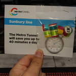 [VIC] Free Confectionery @ Footscray Station
