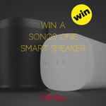 Win a Sonos One Smart Speaker from Prize Topia