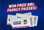 Win 1 of 592 BBL Family Passes Worth $80 from Sanitarium