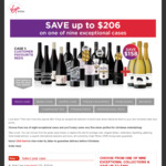 AmEx Statement Credit - Spend $150 and Get $50 Back @ Virgin Wines