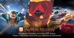 Humble Bundle Subscription 12 Months for $99 USD ($138 AUD)