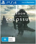 [PS4] Shadow of the Colossus  $20 @ Big W