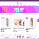 Tarte Cosmetics up to 70% off Sale + Free Shipping over $65
