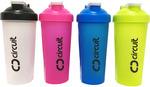 Circuit Protein Shaker Bottle 600ml $2 @ Big W
