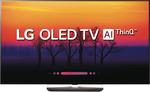 "LG 65""(164cm) OLED UHD AI Smart TV OLED65B8STB $2545.75 C&C (Or + Delivery) @ The Good Guys"