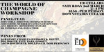 Win Two Tickets to The World of Champagne Workshop at The Ed Cellars from Adelaide Review (SA)