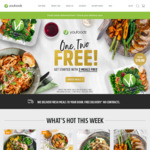 7 Meals for $39.80 (Existing Users), 7 Meals for $29.85 (New Users) Delivered @ Youfoodz