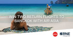Win 2 Return Tickets to Bangkok with AirAsia from Brisbane Airport [QLD]