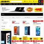 Nokia Android Sale: Nokia 5.1 Plus $239.20, Nokia 8.1 $559.20, Nokia 7.1 $359.20, Nokia 6.1 $319.20 @ JB HIFI