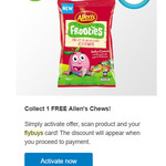 [Flybuys] Collect 1 FREE Allen's Chews @ Coles