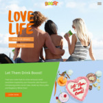 $5 for Any Sized Boost @ Boost Juice via App
