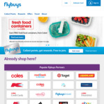 10,000 Flybuys Bonus Points ($50) with 4 Weeks of $XXX Spend (Instore or Online) @ Coles (via Flybuys)