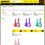 JBL Junior Pop Kids Portable Waterproof Bluetooth Speaker $9 + Delivery or C&C @ JB Hi-Fi