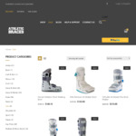 Free Shipping + $5 off Selected Products @ Athletic Braces