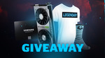 Win 1 of 3 Prizes (RTX 2060 Super Graphics Card, 1TB Samsung EVO SSD, Merch Set) from Skytech / Tempo Storm