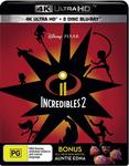 Incredibles 2 4K $9.53 + Delivery ($0 with Prime / $39 Spend) @ Amazon AU
