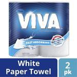 Viva White Paper Towels 2pk $1.75 @ Coles