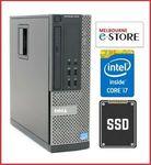 [Refurb] Dell Optiplex 7010 SFF i7-3770 3.4GHz 8GB 120GB SSD Win10Pro Desktop PC $229 Delivered @ Melbourne-eStore eBay