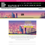Win The Ultimate Melbourne Experience for 4 Worth $1,183 from Queen Victoria Market [No Travel]