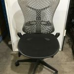 [VIC] Used Herman Miller Mirra Office Chair V1 No Armrests. $150 or less @ The Chairman (Maribyrnong)