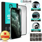 Buy 1 Get 1 Free - ZUSLAB Tempered Glass Screen Protector for iPhone 11 Pro Max XS XR X 8 7 6 Plus $7.95 Delivered @ Protec eBay