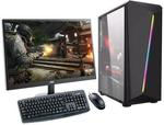 "R5-3500X / RTX 2080 Super Gaming PC Bundle [16/240 NVME/B350/27""/KBM]: $1649 + $29 Delivery @ TechFast"