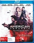 [Blu-Ray] American Assassin $5, Captain Marvel $9.93 + Delivery ($0 with Prime/ $39 Spend) @ Amazon AU