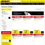 iPhone XS 64GB $999, XS 256GB $1149, XS 512GB $1349 (Save $100) @ JB Hi-Fi