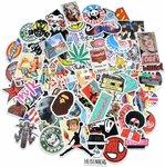 100 Random Stickers $5.51 + Delivery ($0 with Prime/ $39 Spend) @ Amazon AU