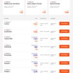 MEL to Newcastle $56, Syd to ADL from $99, ADL to Sunshine C $99, SYD to Perth $195, Nadi $199, Hawaii $429 Rtn @ Jetstar