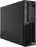 [Refurb] Lenovo ThinkCenter M73 SFF Core i3 4130 3.4gz 8GB 250GB HDD Win10 Pro 1yr Warranty $174.79 Delivered @ Bufferstock eBay