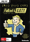 [PC] Fallout 4 GOTY PC $14.95 + Delivery (Free C&C) @ EB Games