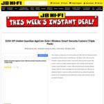 Uniden Guardian Appcam Solo+ Wireless Smart Security Camera (Triple Pack) $499 (Normally $749) @ JB Hi-Fi