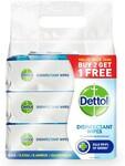 Dettol Antibacterial Disinfectant Wipes 3 x 120 Packs $19 @ Big W