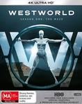 Westworld S1 4K UHD $13.33 + Delivery @ Sanity