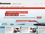 Lenovo 15% off Any Laptop, Desktop or Workstation - First 200 Customers Only! (Example: ThinkPad X121e from $509.15)