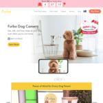 Furbo Dog Camera: Treat Tossing, Full HD Wi-Fi, 2-Way Audio / $299 ($60 off) +Free Shipping+1 Year Warranty / @Furbo Online Shop