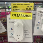iDIGITAL Smart Home Wi-Fi Power Plug with USB Port $9 (Was $20), Energizer Max Plus AAA 24 Battery Pack $18 @ Reject Shop