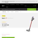 Dyson V11 Absolute Pro+ Vacuum $1,049 @ Dyson