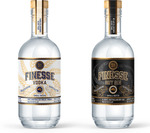 [QLD] 2 Bottles of Finesse Gold Standard Gin or Vodka $99.95 Free Delivery (Brisbane Only) @ Finesse Spirits