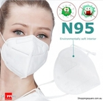 KN95 Face Mask (individualy Sealed) 10 for $21.73 Shipped @ Shopping Square