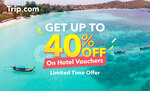 Up to 40% off Hotel Package Vouchers for Stays in Australia, New Zealand & Fiji @ Trip.com