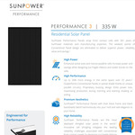 [QLD] 6.5kw Sunpower P3 Full Black (325W*20 Panels) and Fronius Primo Fully Installed for $5989 @ Reliance Solar