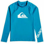 Up to 75% off Kids Swimwear - Quiksilver Boys 2-7 All Time Long Sleeve $10 + Delivery @ Quiksilver eBay