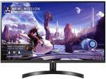 "LG 32QN600 31.5"" IPS QHD FreeSync LED Gaming Monitor $469 + Delivery (Free C&C) @ Scorptec"