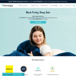 Black Friday - 30% off All Weighted Blankets & Covers @ Therapy Blanket