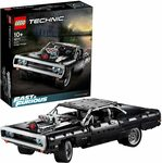 LEGO Technic Fast & Furious Dom's Dodge Charger 42111 Race Car Building Set $119.20 Delivered @ Amazon AU